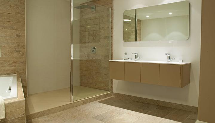 12 Badkamer Tegels Ideeen. Affordable Houtlook Tegels Badkamer ...